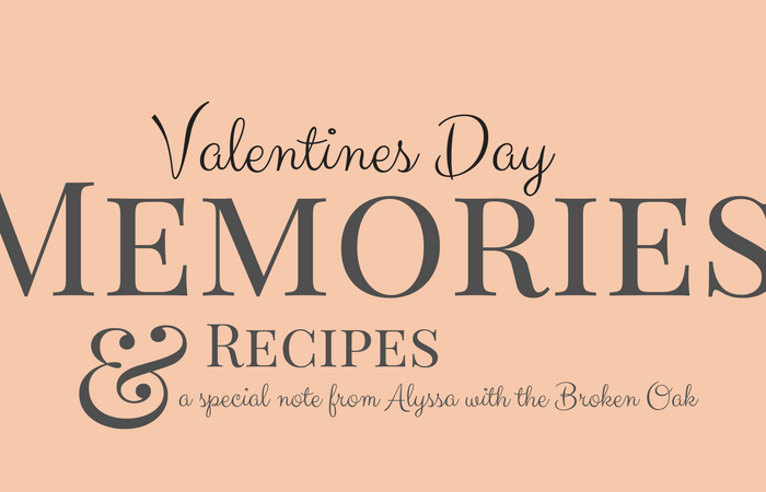 Valentines Day Recipe