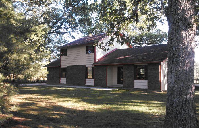 Our White Farmhouse