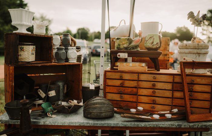 Vintage Items to keep a look-out for this SPRING